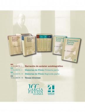 Francisco García Pavón. Obras completas